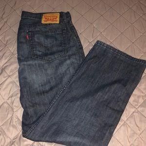 Levi's 559 Denim Jeans